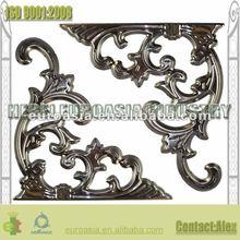 ornamental gate decorative parts door flower