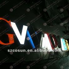 custom acrylic logo distributors wanted
