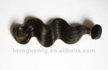 virgin human hair weft,brazilian remy hair,100% pure Brazilian hair no blends