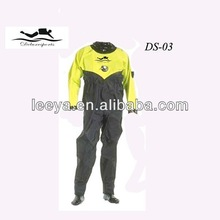 Sauba new diving drysuits hot diving in summer nylon diving divingde for underwater