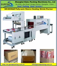 Automatic Sealer Shrink Wrapping Machines for Glass Cups