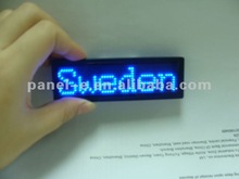 cheap price led flashing badges,led sign,led display control software ,led text display,Product 2012 new
