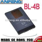 High Capacity BL-4B 4B For Nokia