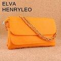de color naranja fresco estilo de dibujos animados de la cadena de moda casual de las señoras hombro la bolsa