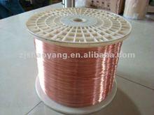 Copper clad steel wire (conductivity 30%)