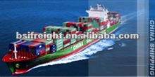 Sea freight service from Guangzhou, China to Buenaventura, Colombia