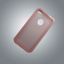 hot selling TPU bumper with pc back for iphone 4s P3109