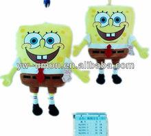 Big Size Stuffed Plush Sponge Bob Pendant Toy