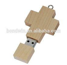 cross shape pen drive