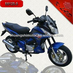 125cc gas street racing motorcycle (SS125-9)