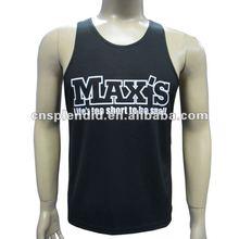 men outdoor sport dry fit summer promotional tank top