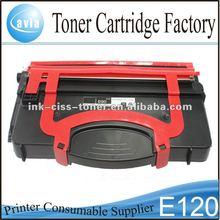 Top Toner Cartridge for Lexmark Printer Machine 120