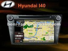 2012 hyundai i40 bluetooth gps navigation