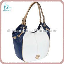 2012 High quality PU leather lady fashion handbag