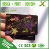 PVC lcd video brochure card/ bulk greeting cards/ Plastic Loyalty card