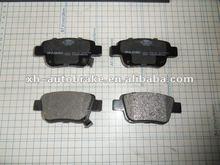 top quality Toyota car brake pad