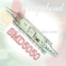 Waterproof 5050 led module linear shape