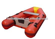 white river fishing enjoyment motor inflatable boat ( HLL300)