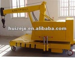 full electric truck lifting jib crane for sale