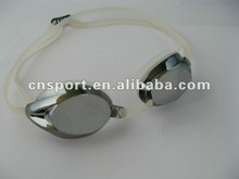 2012 New Custom Coated Swimming Goggles CSM-2200 for Match
