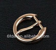 fashion zinc alloy belt buckle for women