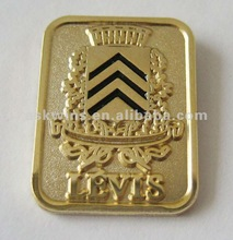 Famous gold badge for 2013