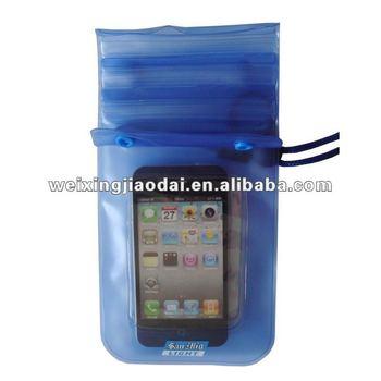 Outdoor pvc waterproof bag for hand phone Belgium