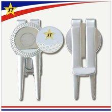 promotion cheap metal custom standard repair golf design divot tools