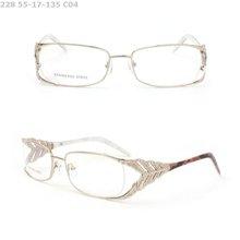 Elegant Color 2012 Fashion Reading Eyewear Frames For Ladies