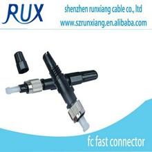 FC type Fiber Optic fast Connector/binding post