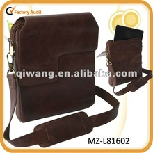 leather shoulder bag for ipad messenger bag soft genuine leather