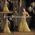 PMD1519 Hot sale tulle lace off shoulder Aline mother of the bride dress