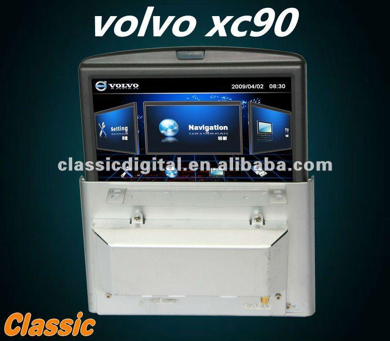 Hot vente volvo xc90 volvo système de navigation avec bluetooth avec tv bluetooth