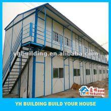 YH pvc prefabricated building beach houses