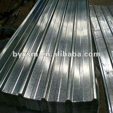 corrugated sheet metal roofing