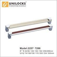 Design Aluminium Cabinets Aluminum+Zinc Knob Pull Handle
