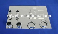 High quatity polished aluminum sheet molding