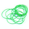 color durable natural rubber band