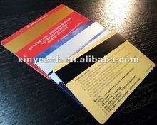 Fashional PVC Magnetic Swipe Card
