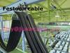 Flat Flexible festoon cable for Hoist Crane