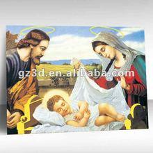 3d lenticular oil painting