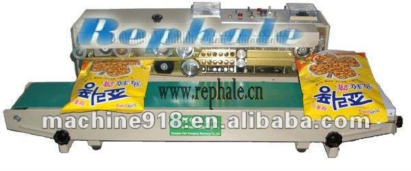Plastic Continuous Sealing Machine