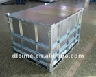Steel demountable & collapsible pallet box