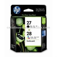 Original Genuine HP 27 28 Ink Cartridge C8727A C8728A Combo Pack CC628A