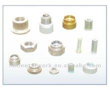 chinese machining pin aluminium