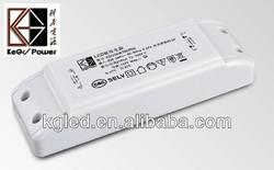 KEGE 25-36W SAA approval 1500mA 16V-24V LED Driver