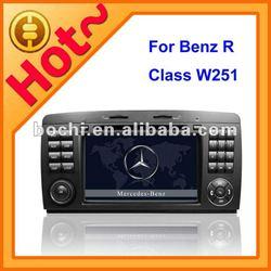 Car DVD Navigation / Car DVD Auto Vedio Player for Mercedes Benz R Class W251