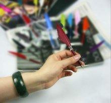 Mini Swan Feather Pen Premium Gift