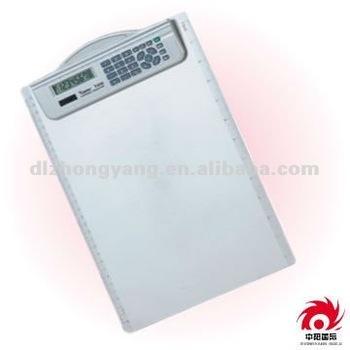 Creative Document Folder Solar Calculator