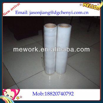 LLDPE film strech/Pallet film strech/Clear PE film strech